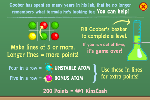Screenshot Goober's Lab ™