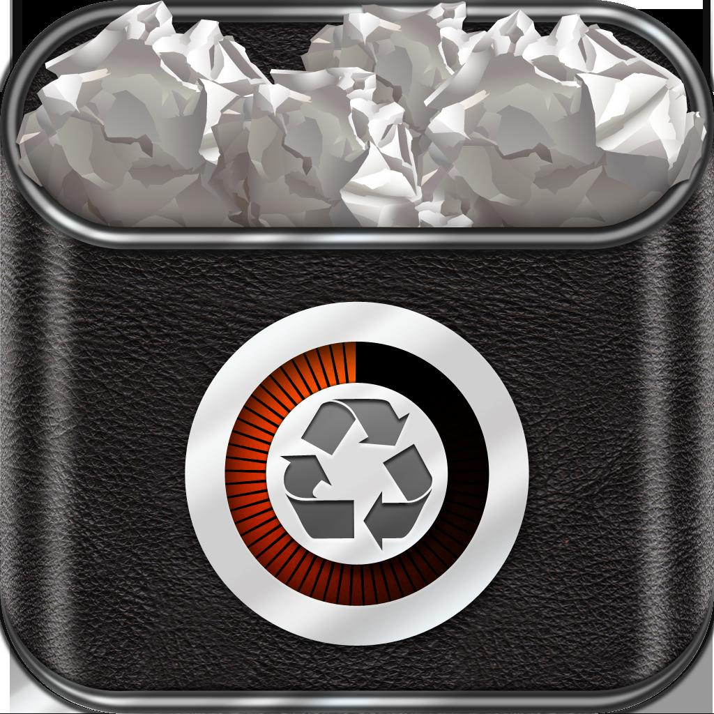 iClean - Borra y limpia los archivos temporales eliminados de tu iPhone iPad o iPod